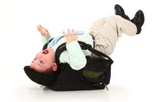 Mochila, dolor de espalda