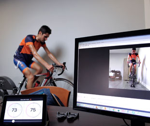 Test lactato cycling